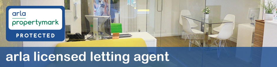 ARLA LICENSED LETTING AGENT